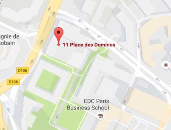 Dominos Paris 14