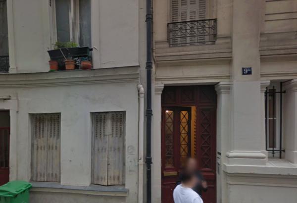 Chambre de bonne 9 rue bellot paris en vente le 18 mai - Location chambre de bonne paris 16 ...
