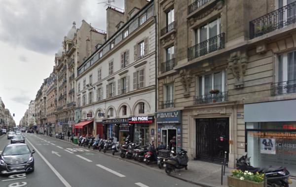 Chambre de bonne 233 rue la fayette 75010 paris 10 me for Chambre de bonne paris 16