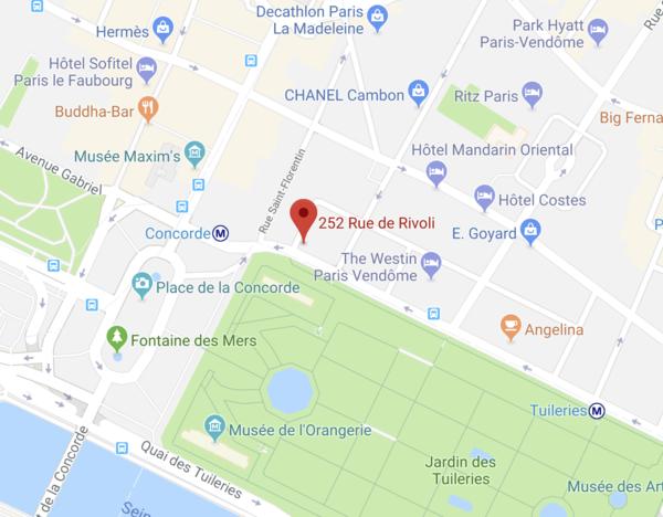 Appartement, 252 rue de Rivoli et 2 rue de Mondovi, 75001, Paris, en ...