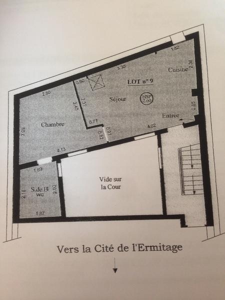 appartement 8 cit de l 39 ermitage 75020 paris 20 me en vente le 11 juin 2015 14 00 tgi de. Black Bedroom Furniture Sets. Home Design Ideas