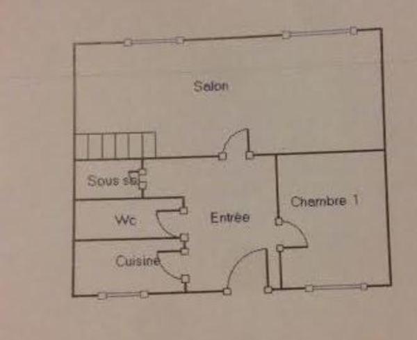 Maison 238 ter rue louis auguste blanqui 93140 bondy for Chambre 13 bobigny