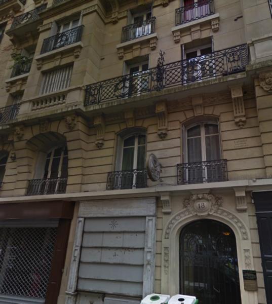 c65b174464 I. Informations générales sur l'appartement rue des Gâtines 75020 Paris